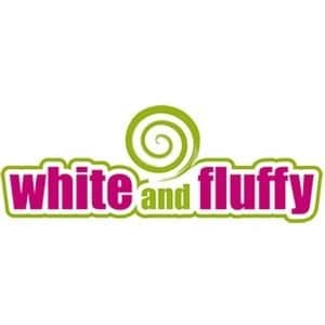 White and Fluffy Logo